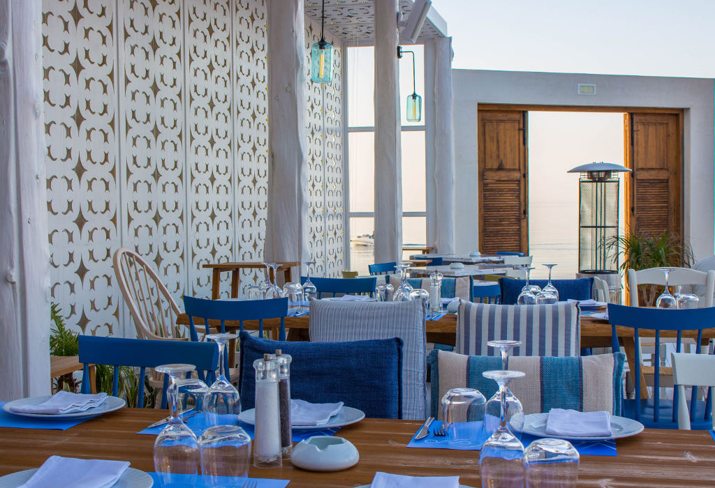 Cavo Restaurant Bar in Rethymno Crete