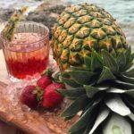 Cavo Rethymnon Restaurant cocktails