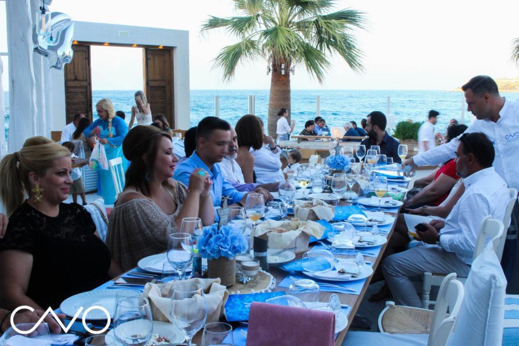 Cavo Rethymnon Restaurant