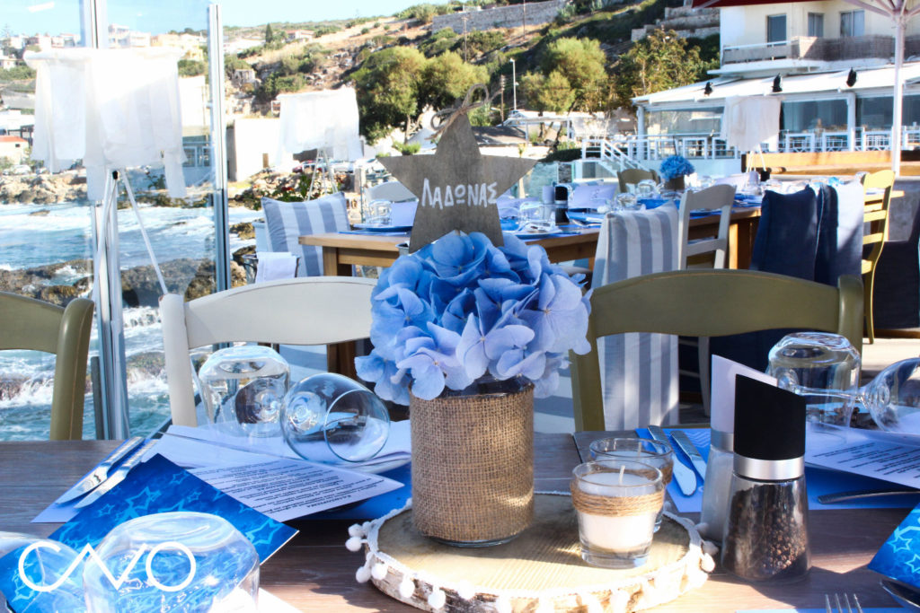 Cavo Rethymnon Restaurant events