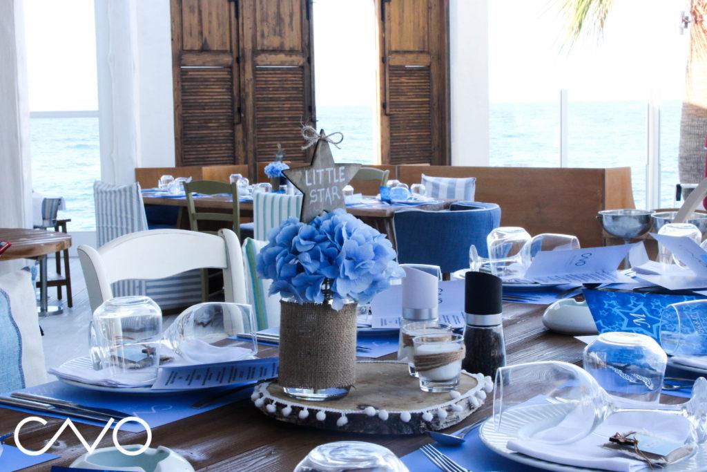 Cavo Rethymnon Restaurant event