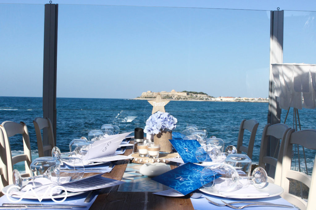 Cavo Rethymnon Restaurant summer events
