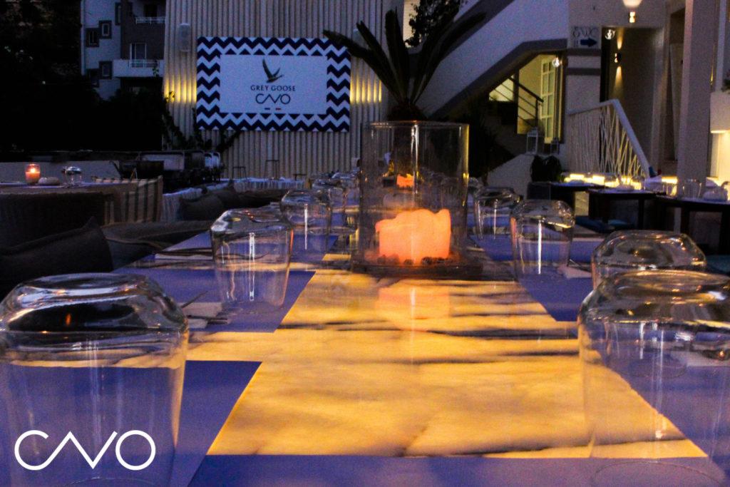 Cavo Rethymnon Restaurant liestyle